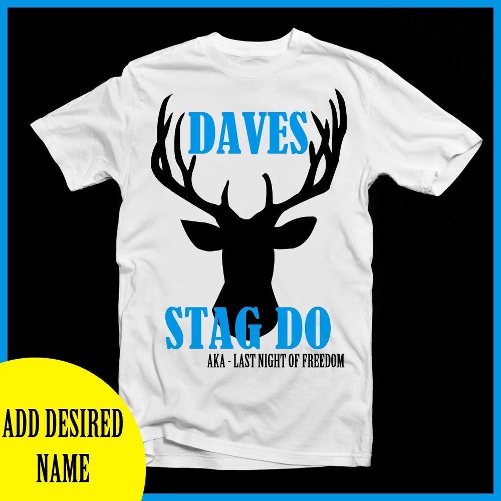 STAG DO TEE