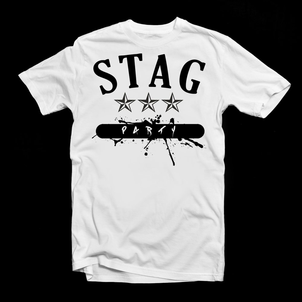 STAG PARTY TSHIRT