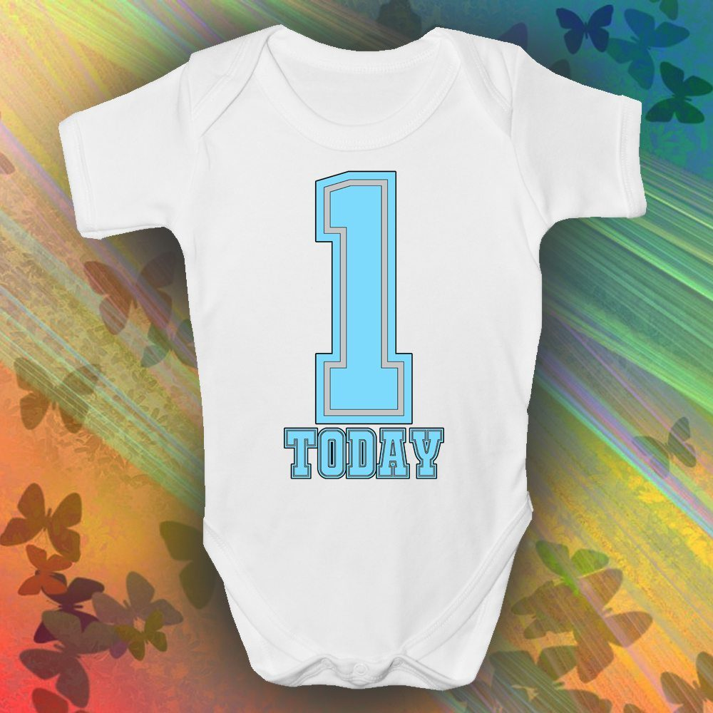 Babys First Birthday Outfit Boy Uk