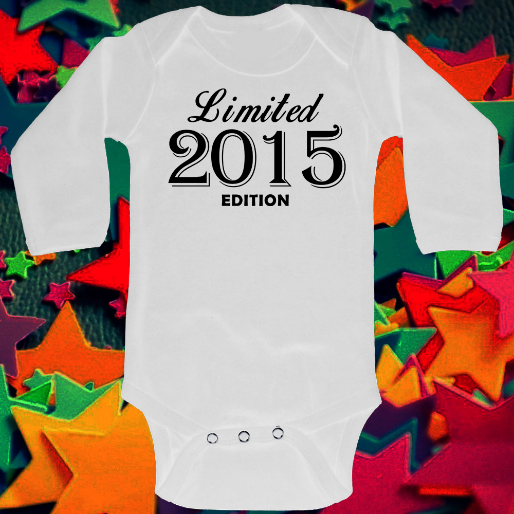 limited edition ls baby grow