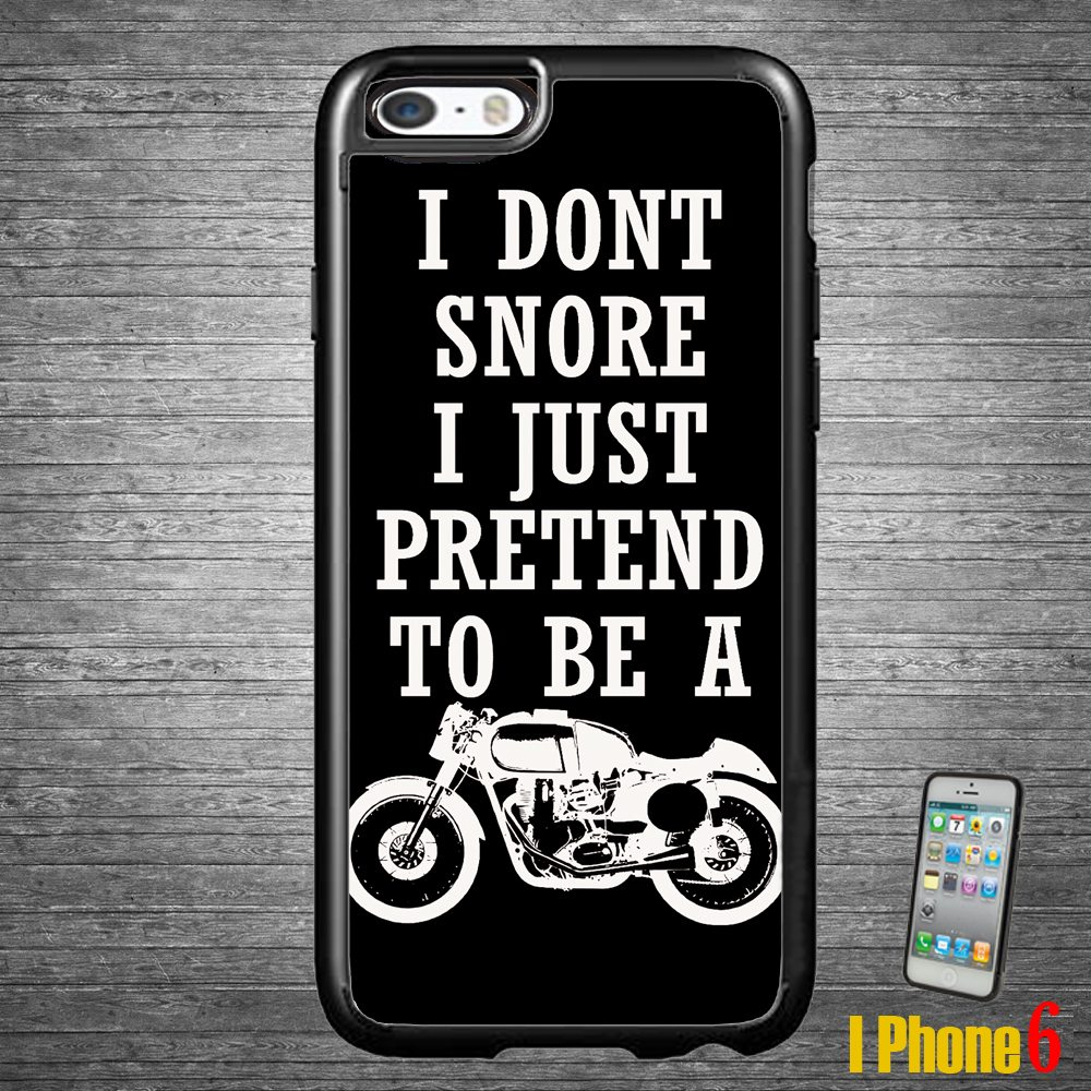 SNORE IPHONE 6