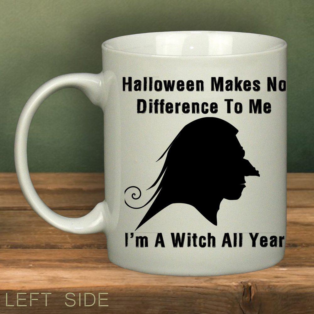 no difference witch left