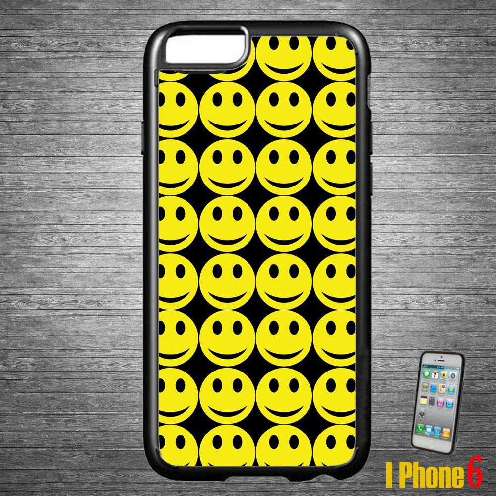 IPHONE 6 DESIGN smiley faces