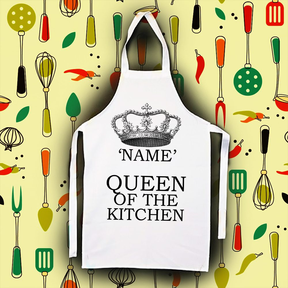 QEEN OF THE KITCHEN