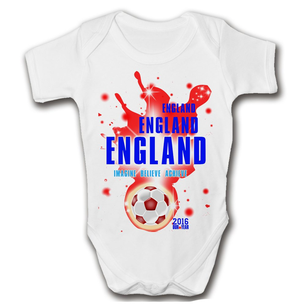 england imagine believe achieve baby grow