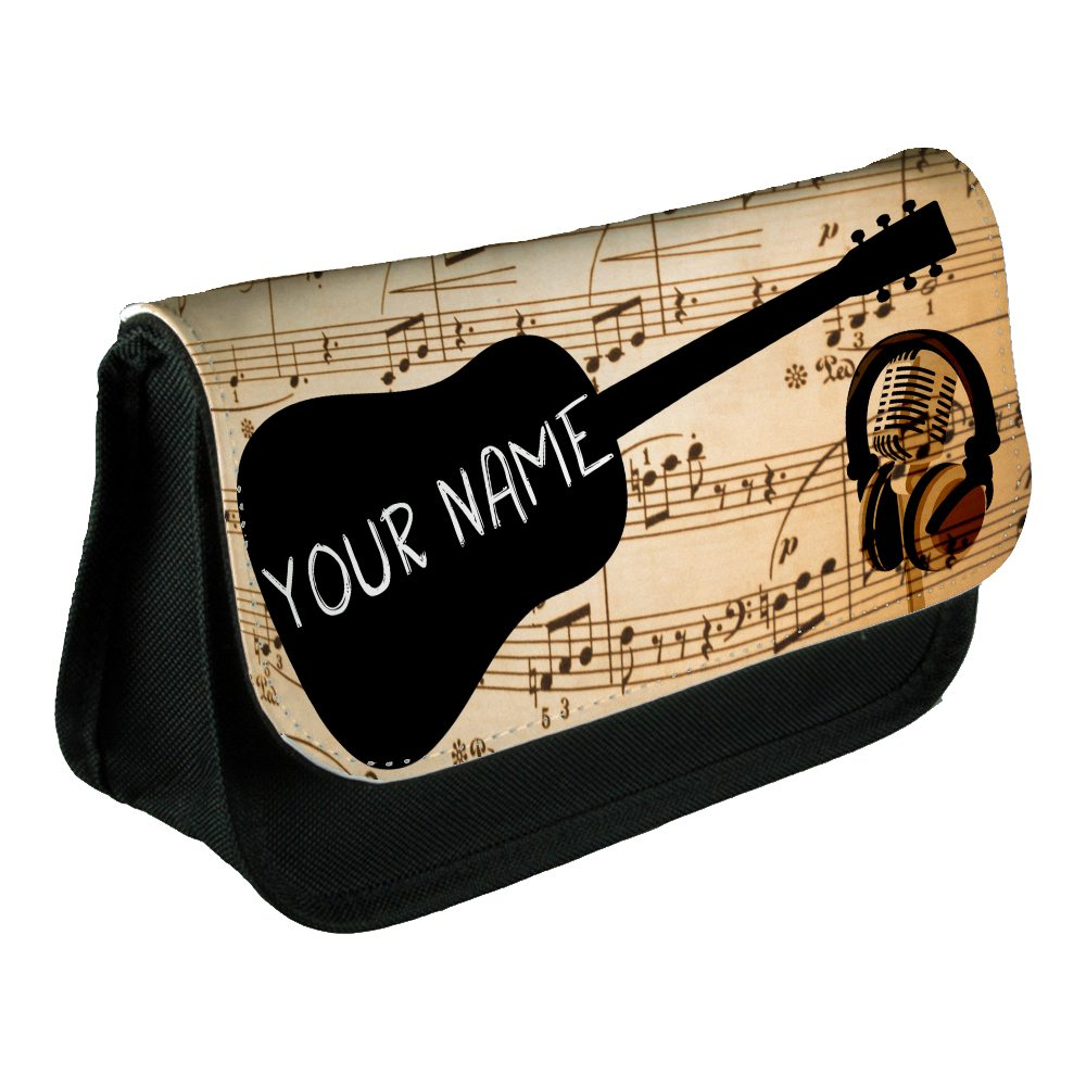 PERSONALISED MUSIC PENCIL CASE DONE