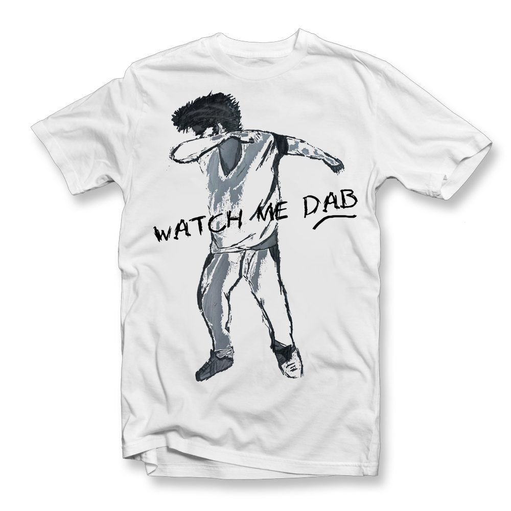 watch me dab t shirt