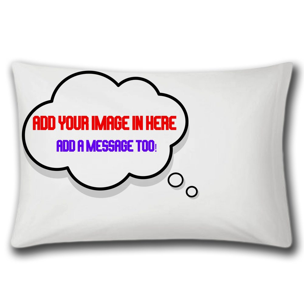 dreaming of personalised pillow case