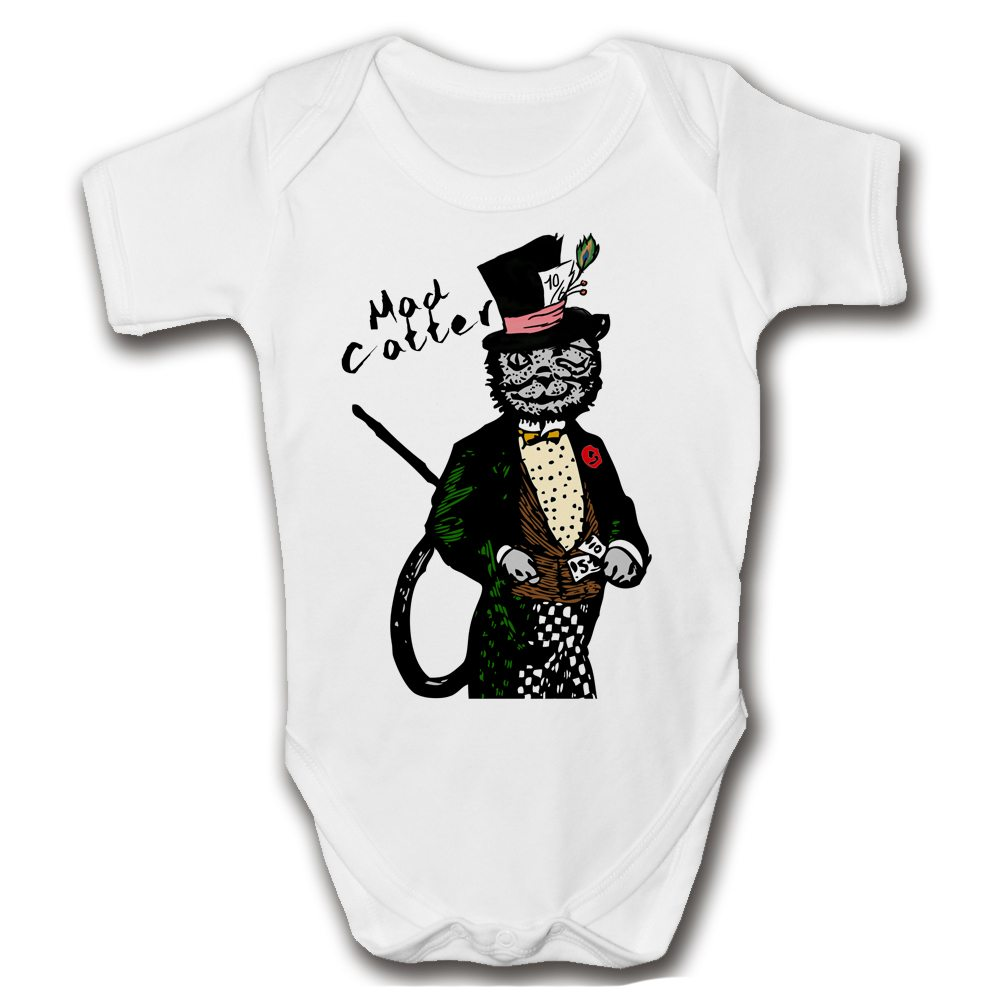 mad catter baby grow