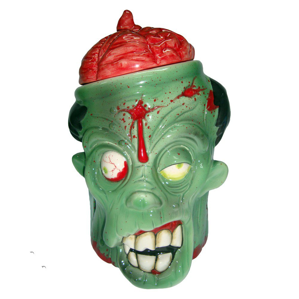 zombie cookie jar