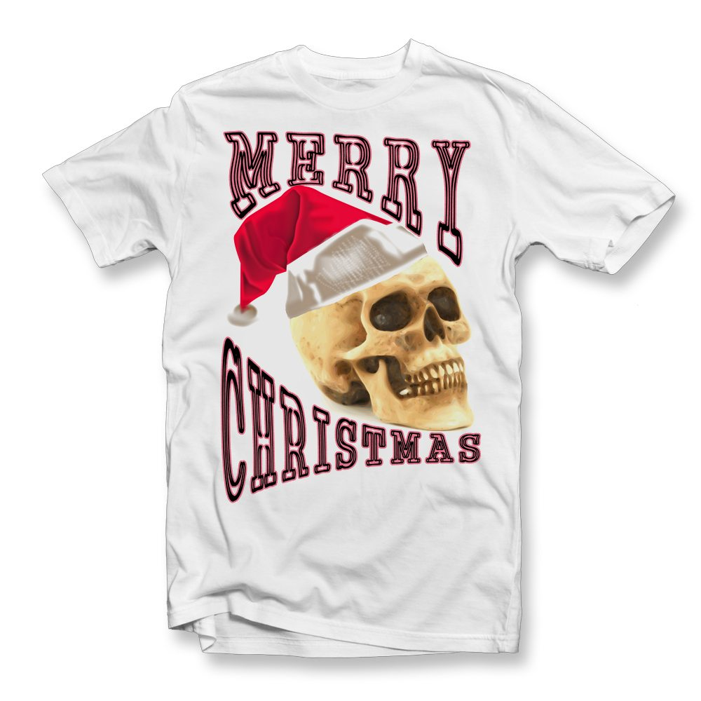 merry-christmas-skull-t-shirt
