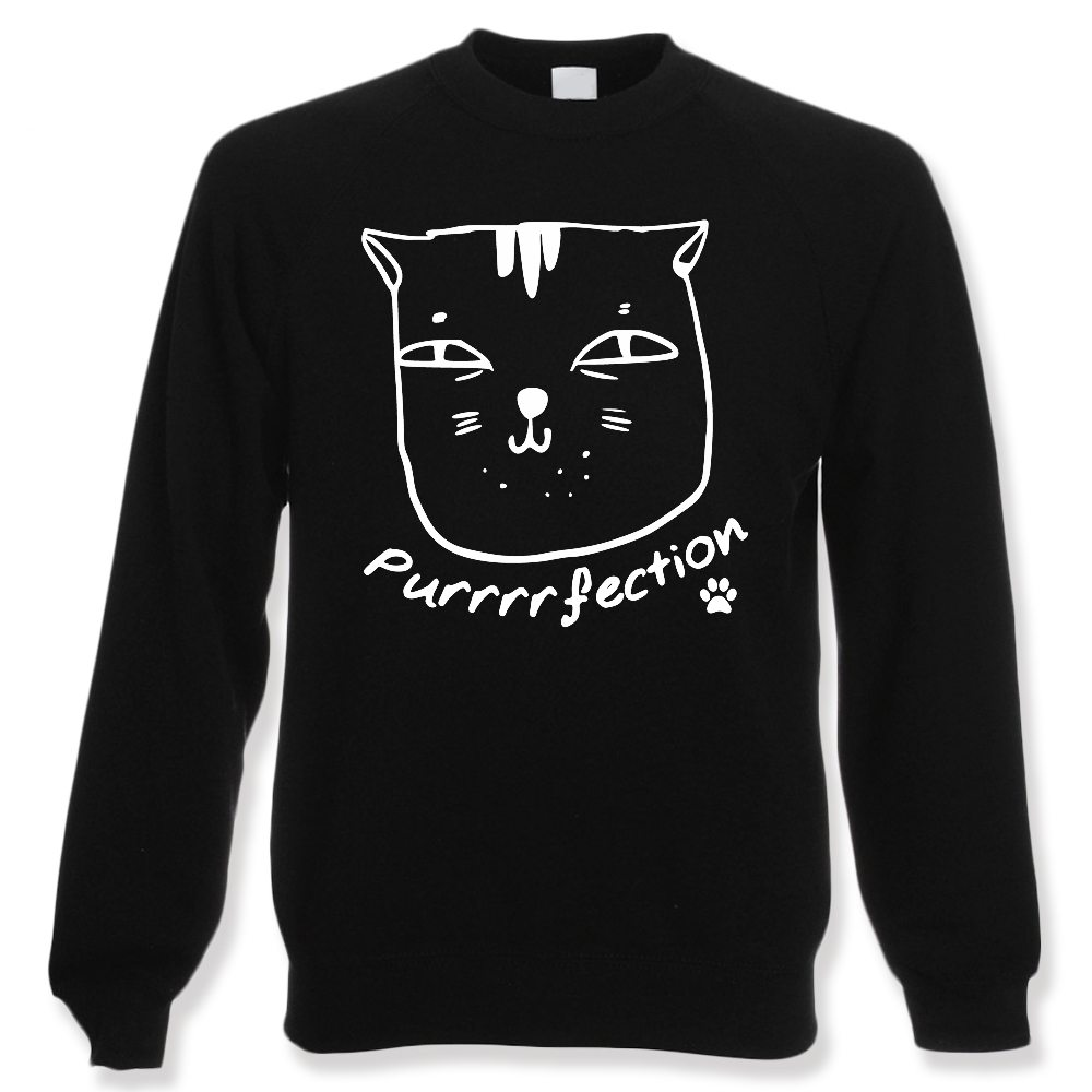 purrrfection-black-sweatshirt