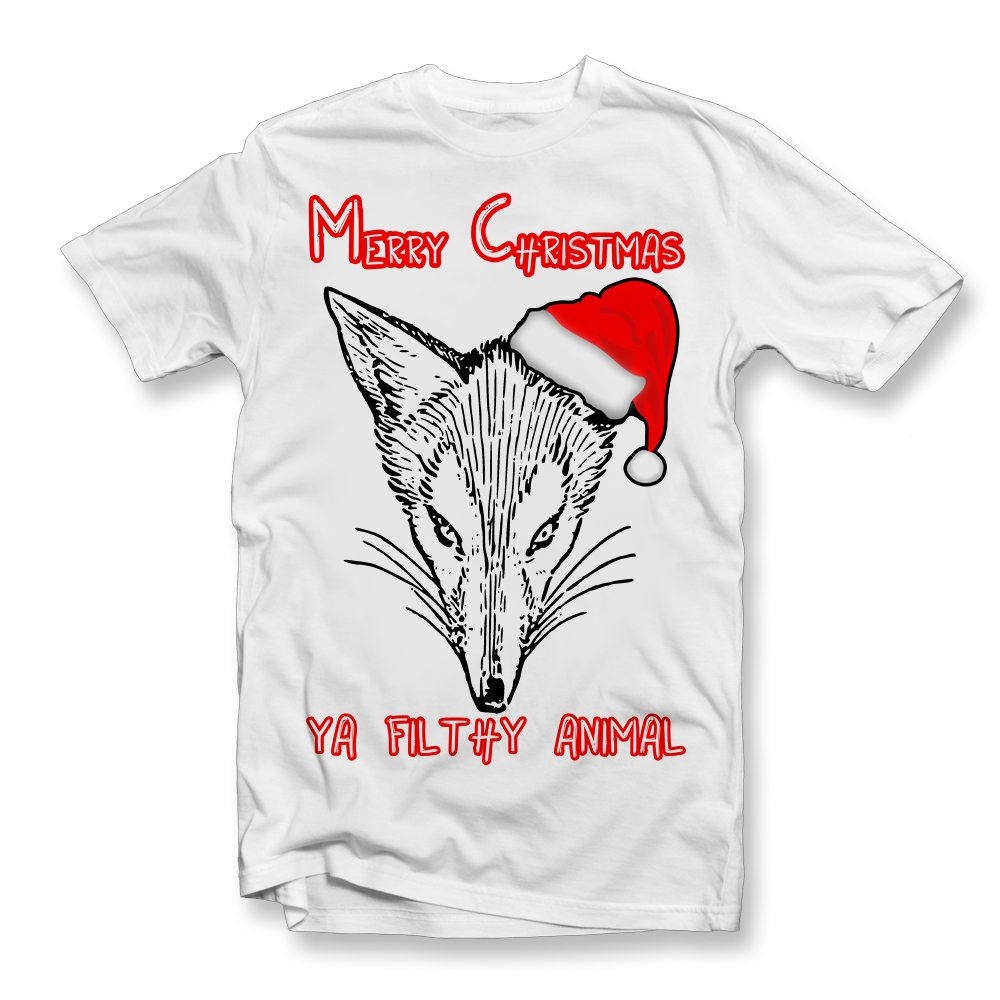 filthy-animal-t-shirt