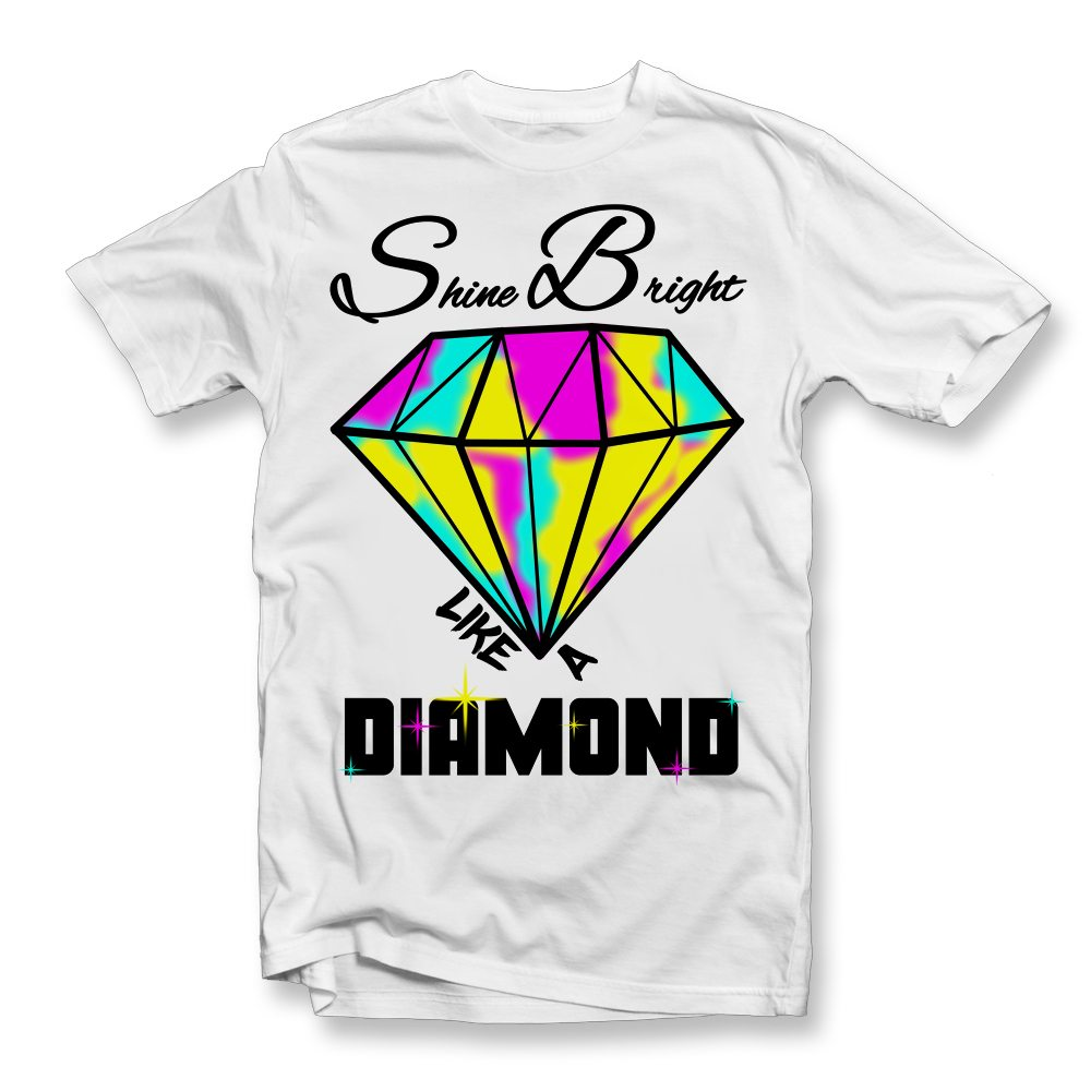 shine-bright-like-a-diamond-t-shirt