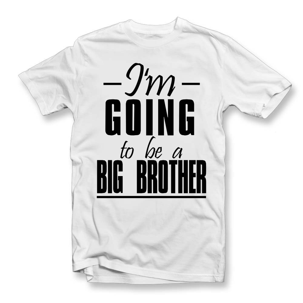 im going to be a big brother t shirt