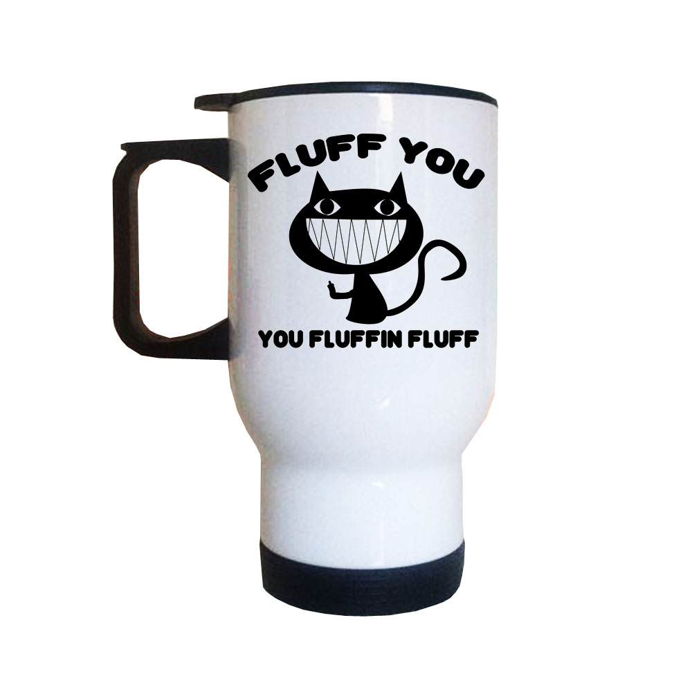 fluff you travel mug left