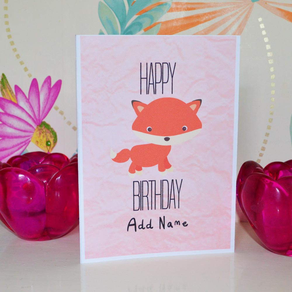 Kids Birthday Cards – Personalised Kids Birthday Cards