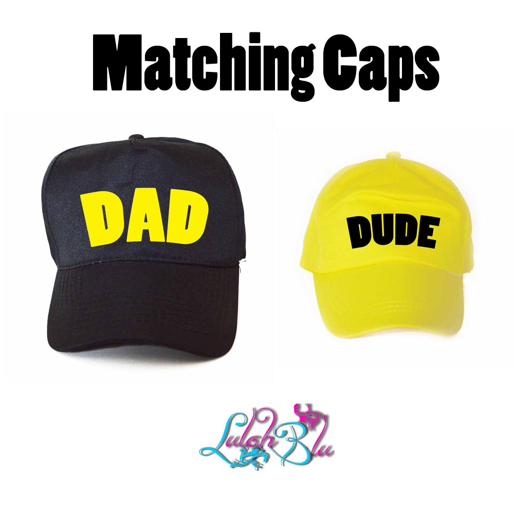 dad and dude caps