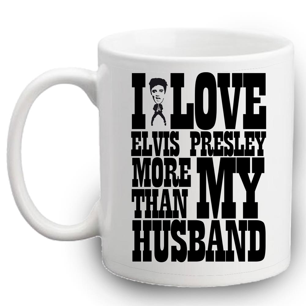 i lobve elvis mug left