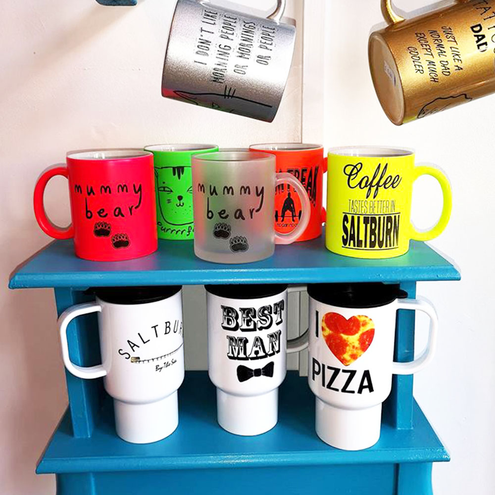 persaonalised mugs